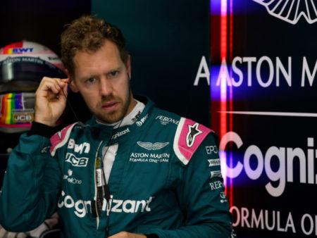 Aston Martin drar tillbaka överklagande mot Sebastian Vettels diskvalificering i Ungern