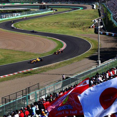 Japans Grand Prix: Loppet i oktober inställt på grund av ökningen av covid-fall